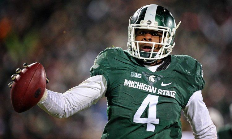 Malik McDowell Michigan State39s Malik McDowell ejected on controversial targeting