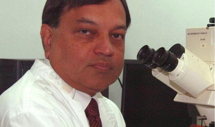Malik Peiris Professor Joseph Sriyal Malik Peiris The Croucher Foundation