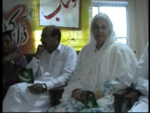 Malik Shakir Bashir Awan Ralley PMLN Malik Shakir Bashir AwanDrGhous Niazi and others