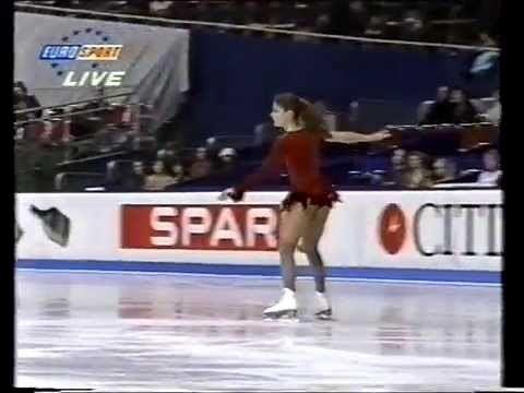 Malika Tahir Malika Tahir FRA 1995 European Championships LP YouTube