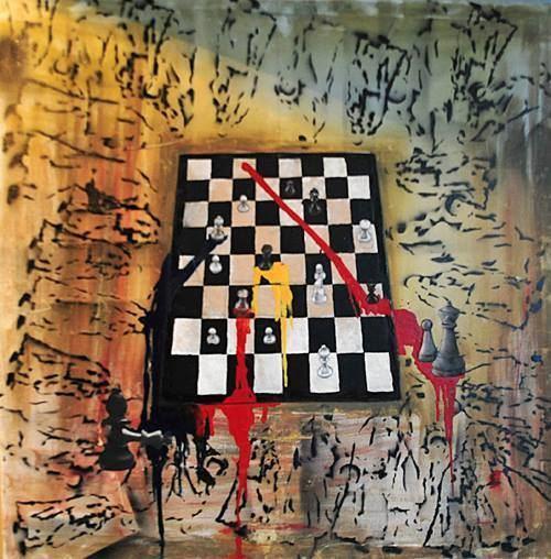 Malina Suliman Malina Suliman Kabul Art Project