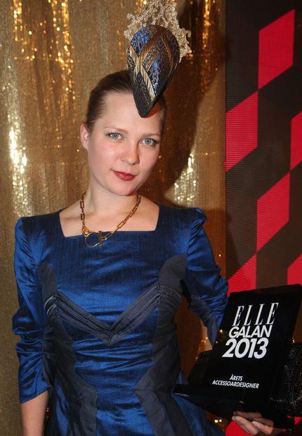 Malinda Damgaard rets accessoardesigner Malinda Damgaard sommarpratare i