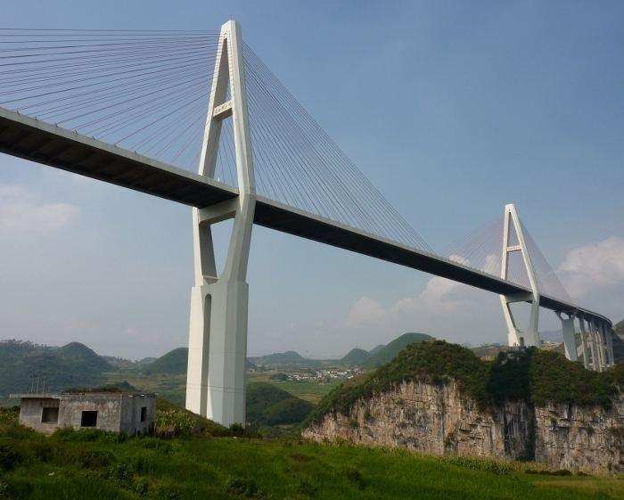 Maling River Shankun Expressway Bridge