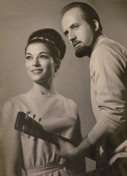 Malka Marom The Israeli singer who discovered Joni Mitchell A glimpse back