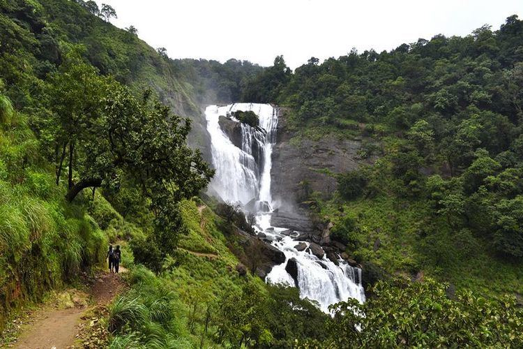 Mallalli Falls Mallalli Falls Coorg Travel Guide Best Holiday Packages Holiday Plans