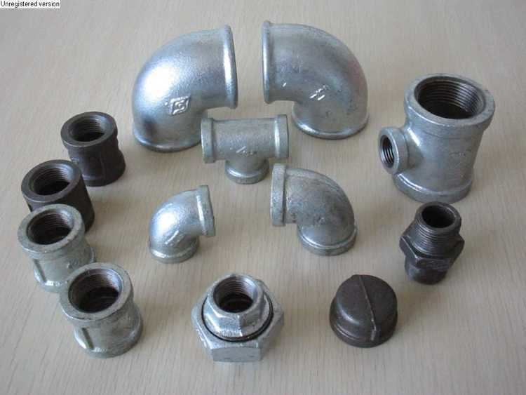 Malleable iron Malleable Iron Pipe Fitting China Malleable Iron Pipe Fitting