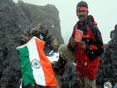 Malli Mastan Babu RIP Malli Mastan Babu Indian Mountaineer found dead after