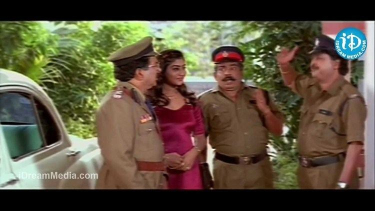 Mallikarjuna (film) movie scenes Ammo Bomma Movie Rajendra Prasad Sudhakar Mallikarjuna Rao Best Scene
