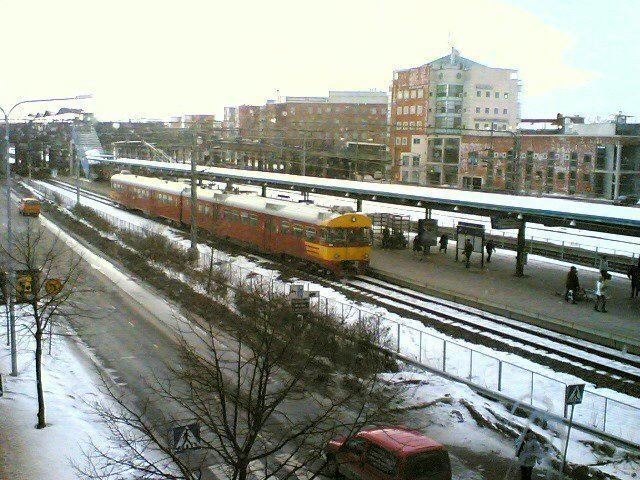 Malmi railway station