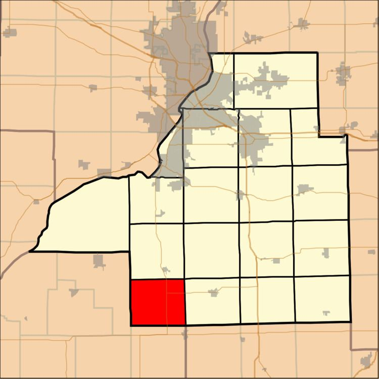 Malone Township, Tazewell County, Illinois