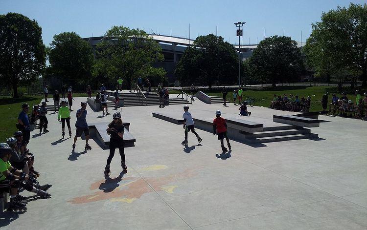 Maloof Skate Park