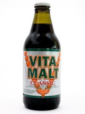 Malt beverage Malt beverage Vitamalt Classic bottle West African Foods in
