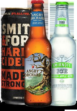 Malt beverage Ciders amp Malt Beverages Elkins WV Tygart Valley Distributors