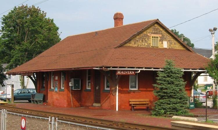 Malvern station (SEPTA)