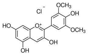 Malvidin Malvidin chloride 950 HPLC SigmaAldrich