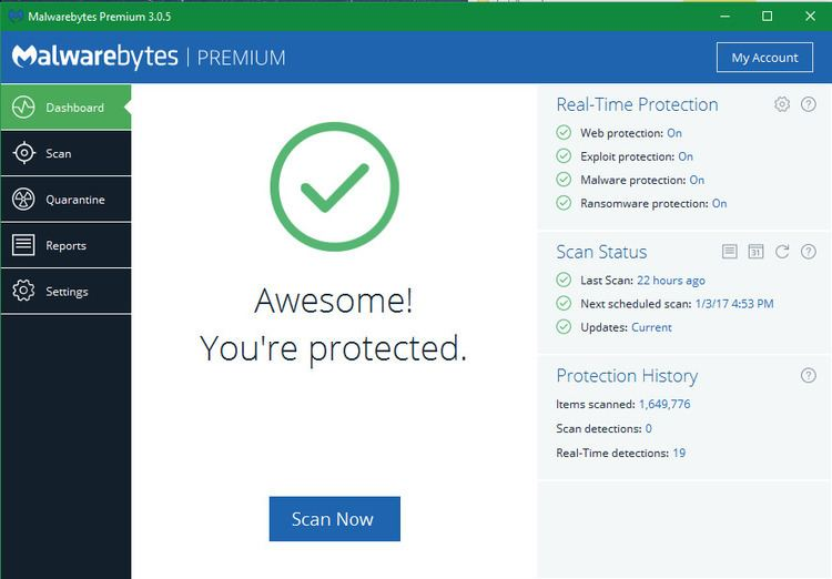 Malwarebytes (software)