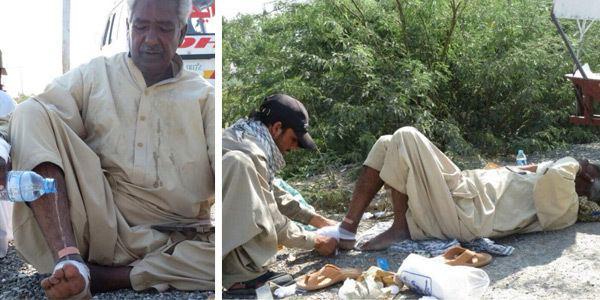 Mama Qadeer Attack on mama Qadeer Baloch Baluch Sarmachar