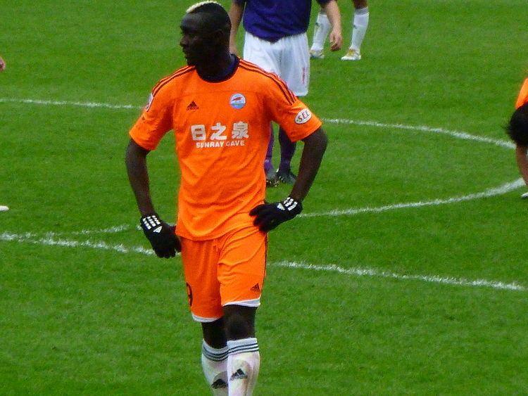 Mamadou Barry