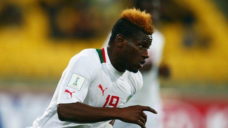 Mamadou Thiam Thiam making sparks fly for Senegal FIFAcom
