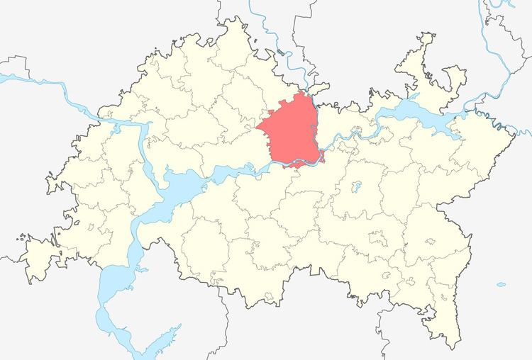 Mamadyshsky District