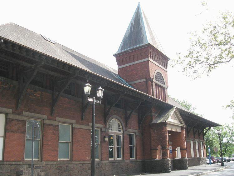 Mamaroneck (Metro-North station)