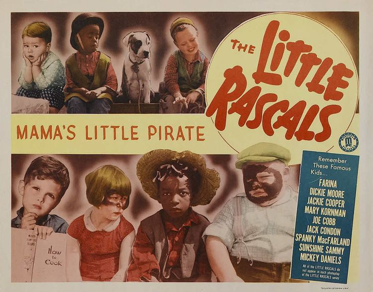 Mama's Little Pirate Mamas Little Pirate