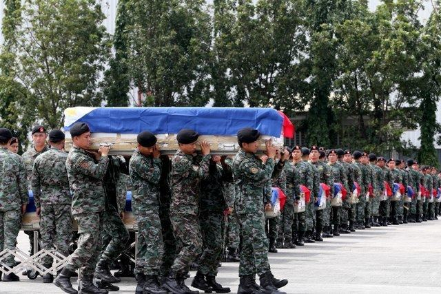 Mamasapano clash AFP report inadequate for House probe on Mamasapano clash Congress