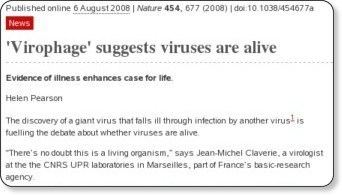 Mamavirus mamavirus ViroBlogy
