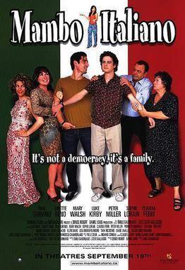 Mambo Italiano (film) Mambo Italiano film Wikipedia