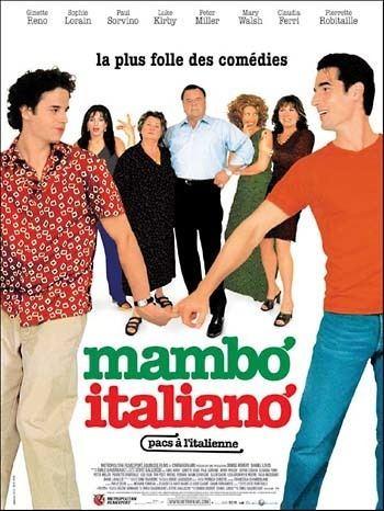 Mambo Italiano (film) Mambo Italiano Soundtrack details SoundtrackCollectorcom