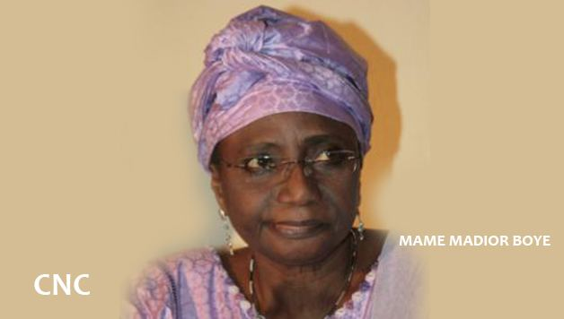 Mame Madior Boye Ghana 11 African Female Presidents Who Will Inspire The Hell Out Of