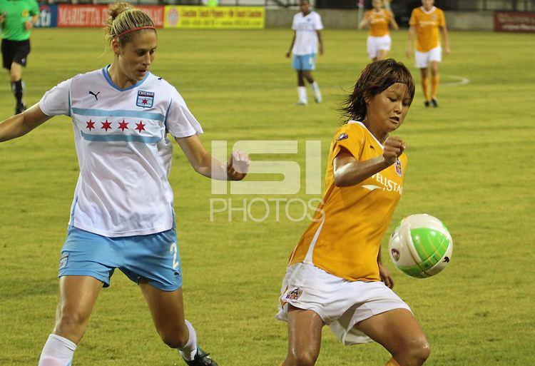 Mami Yamaguchi Mami Yamaguchi and Marian Dallmy International Sports Images