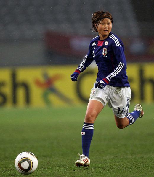 Mami Yamaguchi Mami Yamaguchi Pictures Japan v South Korea EAFF