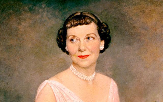 Mamie Eisenhower First Lady Mamie Eisenhower CSPAN First Ladies