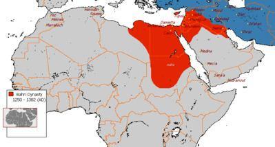 Mamluk Sultanate (Cairo) Bahri dynasty Wikipedia