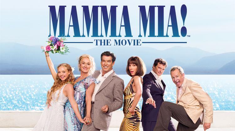 Mamma Mia! Mamma Mia The Movie Movie Page DVD Bluray Digital HD On