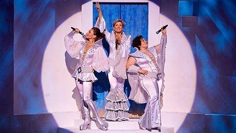 Mamma Mia! MAMMA MIA Edinburgh Playhouse ATG Tickets
