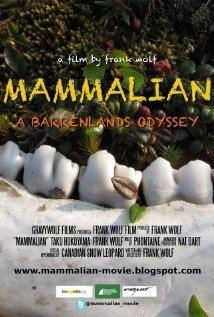Mammalian (film) movie poster