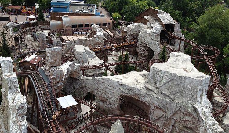 Mammut (roller coaster)