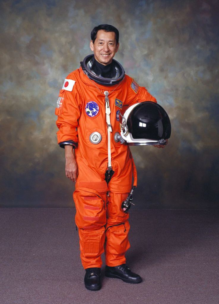 Mamoru Mohri JAXA Astronauts International Space Station JAXA