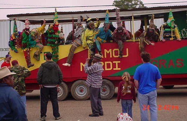 Mamou, Louisiana in the past, History of Mamou, Louisiana