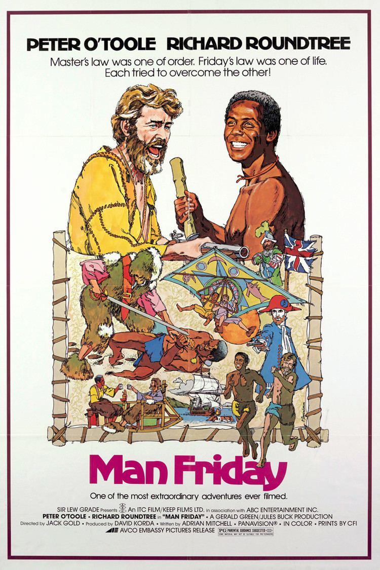Man Friday (film) wwwgstaticcomtvthumbmovieposters1999p1999p
