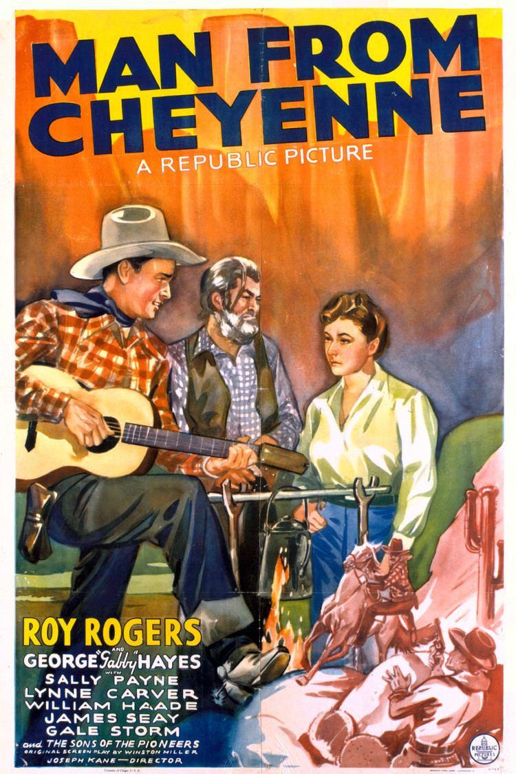 Man from Cheyenne wwwgstaticcomtvthumbmovieposters42645p42645