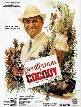 Man from Cocody movie poster
