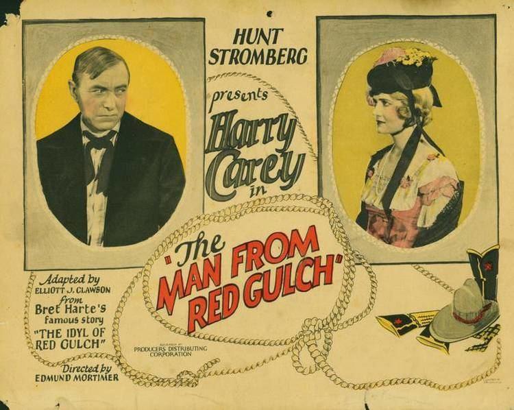 The Man from Red Gulch The Man from Red Gulch 1925