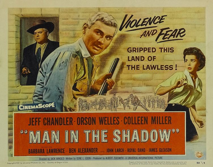 Man in the Shadow Man in the Shadow 1957