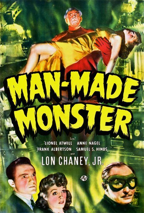 Man Made Monster Creepy Classics