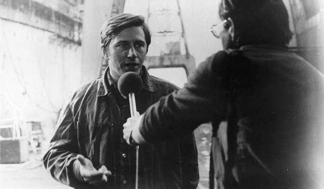 Man of Iron Flashback Man of Iron Andrzej Wajdas 1981 film on the Polish