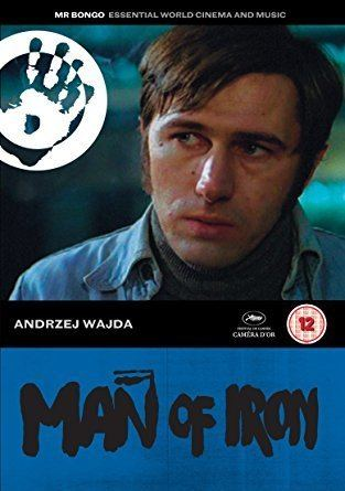 Man of Iron Man of Iron Mr Bongo Films 1981 DVD Amazoncouk Andrzej