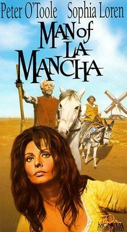 Man of La Mancha (film) Man of La Mancha 1972